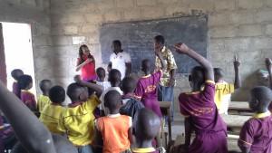School Visits 5