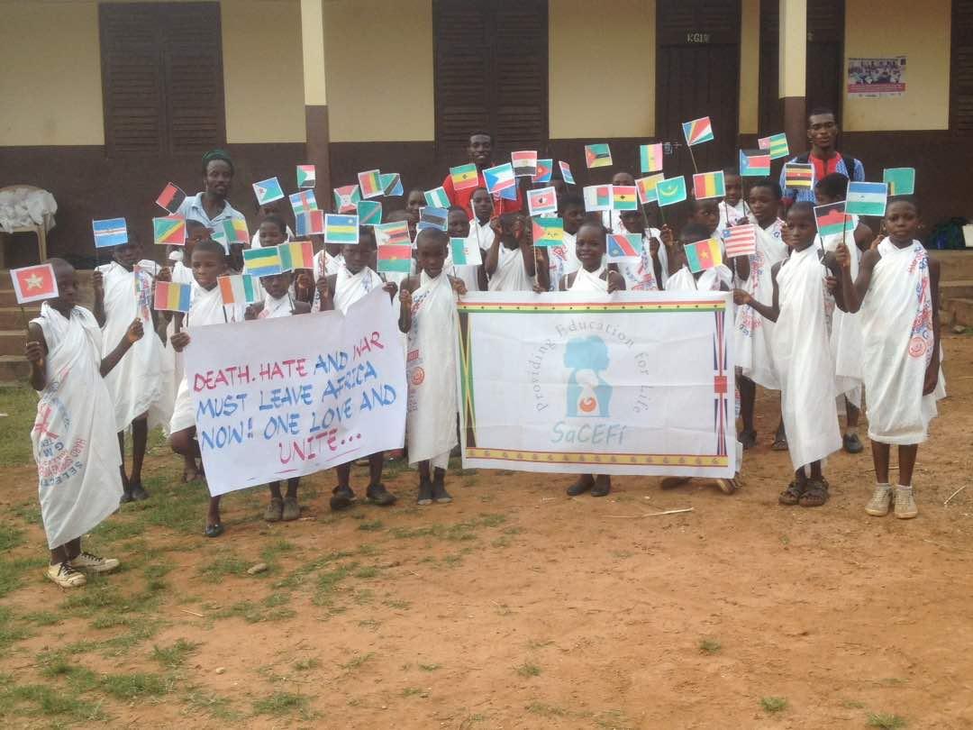SACEFI - Africa Union Day 06 (2017)